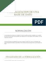 NORMALIZACION DE UNA BASE DE DATO.pptx