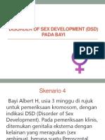 Disorder of Sex Development (DSD) Pada Bayi