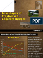 Advantages of Prestressed Concrete