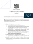 Lough Erne Compliance Act 2014