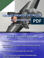 Aula Vii - Conhecimentos Técnicos - Motor a Quatro Tempos