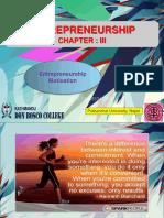 Unit 3 Entrepreneurship Motivation 2
