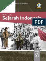 Kelas 11 SMA Sejarah Indonesia Guru 2017