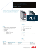 ABB CM-MSS Thermistor motor protection relays_2CDC112047D0201.pdf