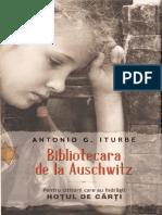 Antonio G.iturbe Bibliotecara de La Auschwitz (1)