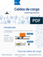 Celdas de Carga - Ortega