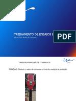 Treinamento de Ensaios Em Transformador de Potência (Tc)