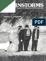 Daniel C. Dennett - Brainstorms Philosophical Essays on Mind and Psychology.pdf