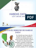 1292_Presentación_Habeas_Data.ppt