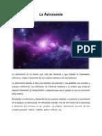 Astronomia General