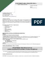Ing Tec Naval Estructuras