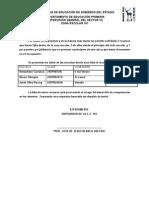 SECRETARÍA DE EDUCACIÓN DE GOBIERDO DEL ESTADO