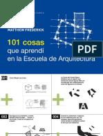 101 Cosas que aprendi en la escuela de Arquitectura - ArquiLibros - AL.pdf