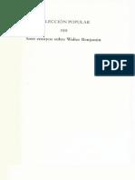 Sarlo, B.- Siete Ensayos Walter Benjamin.pdf