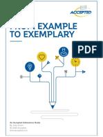 Example to Exemplary Essays