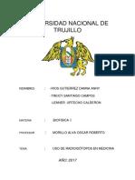 Uso de Radioisótopos en Medicina Expo Final