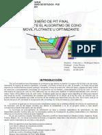 Ppt Rajo Abierto i Cono Movil Francisco Rodriguez v01