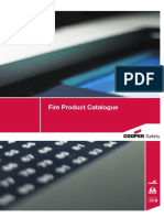 Cooper Fire Product Catalogue