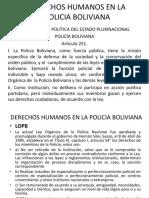 005 Derechos Humanos Al Interior de La Policia Abril 2016