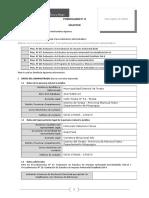 Formulario P-8 VER 1.0