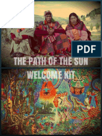 The Path of the Sun Welcome Kit