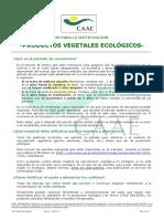 Guia Certificacion Produccion Ecologica Caae