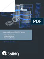 eBook Administracion de SQLServer SSAS SSIS SSRS