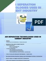 Air Separation