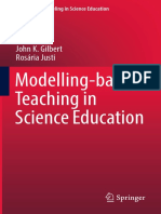 Models and Modeling in Science Education