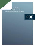 Bioquimica Sustancias Indicadoras PH y Prop. Coligativas de H2O