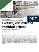 Ciclista, esa extraña realidad urbana-juan-marcelo-castro-melgar-2017
