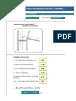 Copia de Calculo de Inclinación de La Ventana y El Río
