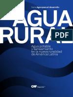 Agua y Saneamiento en La Nueva Ruralidad