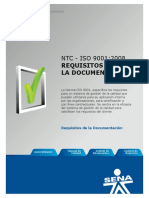 Requisitos_documentacion ISO 9001
