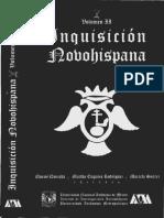 Inquisicion Novohispanica v 2