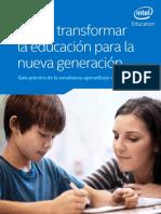 Transforming Education Next Generation Guide Sp