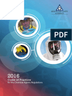 Chemical Agents COP 2016