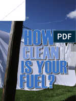 How Clean is Your Fuel (HE)