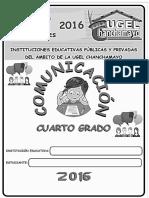 Comunicación III - 4ª Grado