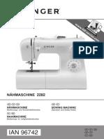 SINGER Freiarm-Nähmaschine Tradition 2282.pdf