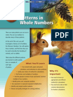 1  patterns in whole numbers textbook