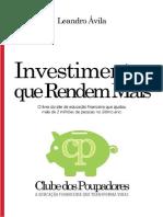 3_Sumario_Livro_Investomentos_que_Rendem_Mais_1_2016