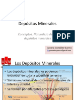 1.2 Conceptoc, Naturaleza de Los Depositos