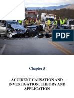 Chapter 5 (Accident Causation and Investigation)