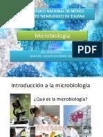 Microbiología Unidad 1 Clase 4