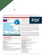 Haiti_ficha Pais - Haiti