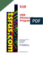 Pic - Usb Pic Programmer