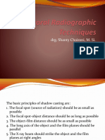 Intraoral Radiographic Pararel and Bitewing 2015