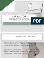 farmacos-uterotonicos