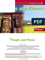Harcourt People and Places